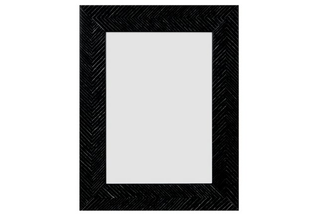 Arrows Herringbone Frame, 5x7, Black