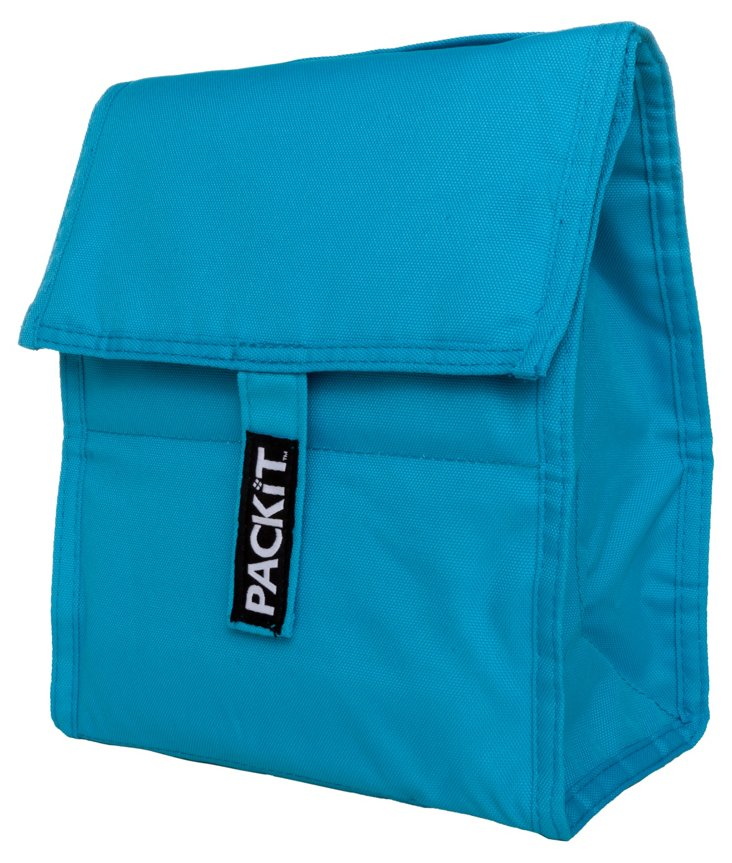 Insulated Lunch Bag, Aqua