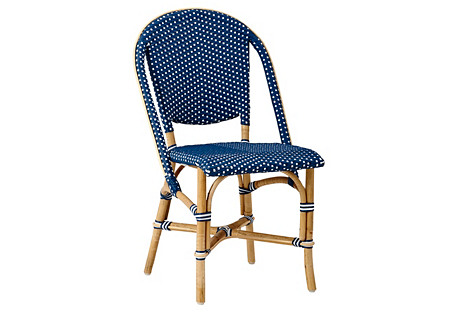 Trend spotted french bistro chairs - Chaise exterieur design ...