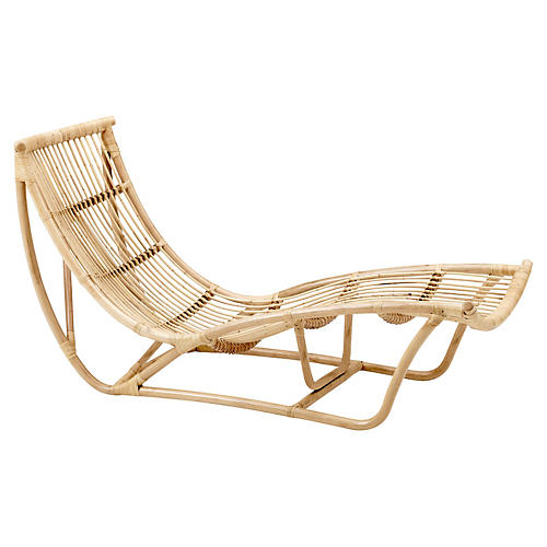 Michelangelo Rattan Daybed