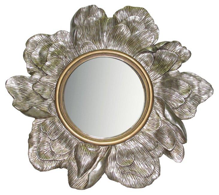 Petal Convex Mirror