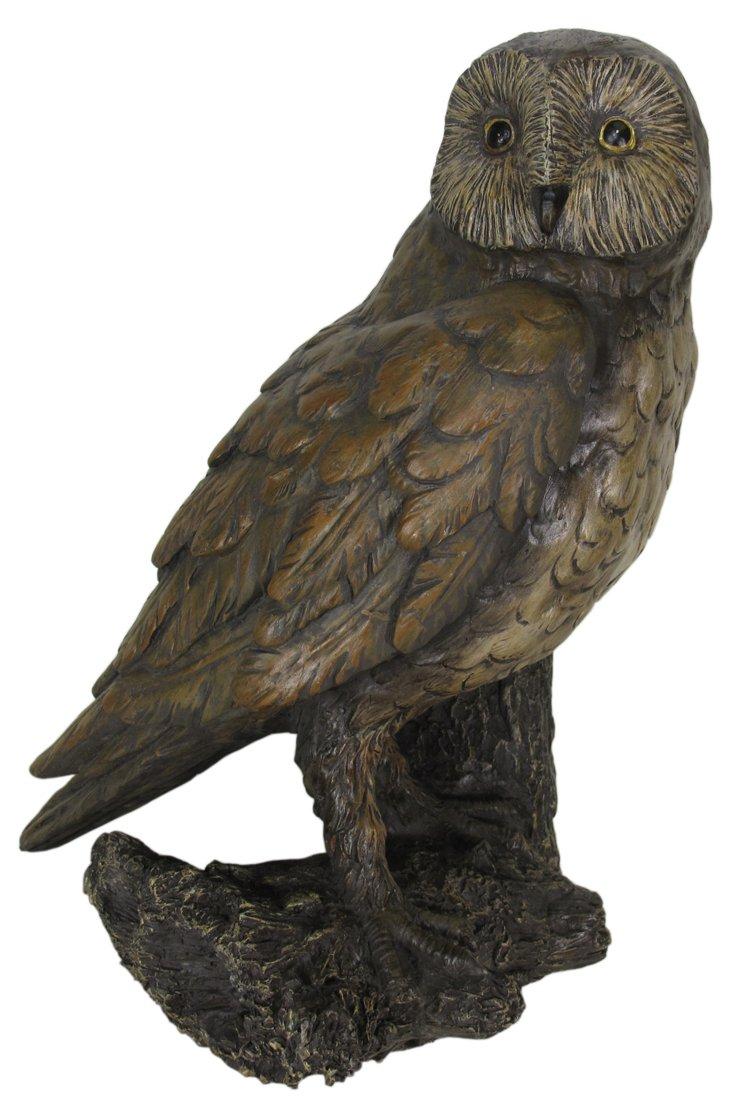Owl Wall Mount