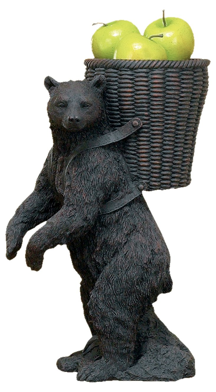 Bear w/ Basket