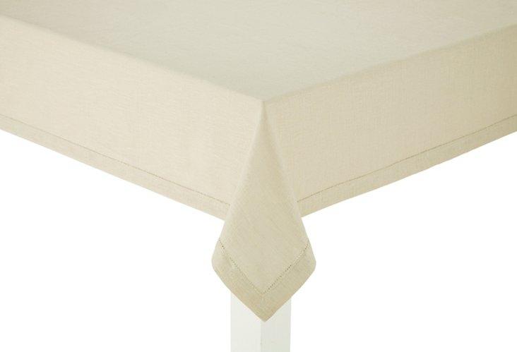 Linen Tablecloth, Flax