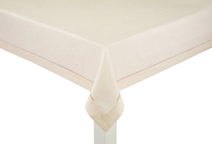 Tablecloth, Ivory