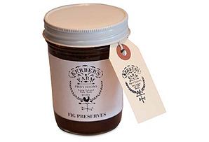 13.8 oz Homemade Jam, Fig