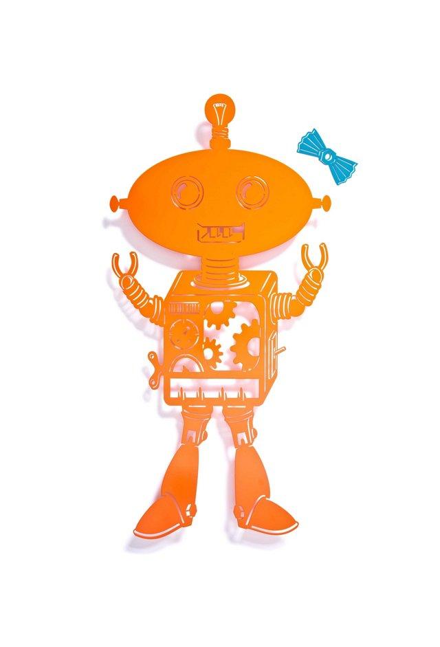 Small Robot, Orange
