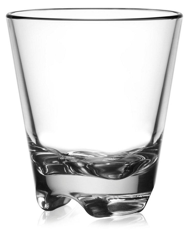 S/6 Vero Unbreakable Rocks Glasses