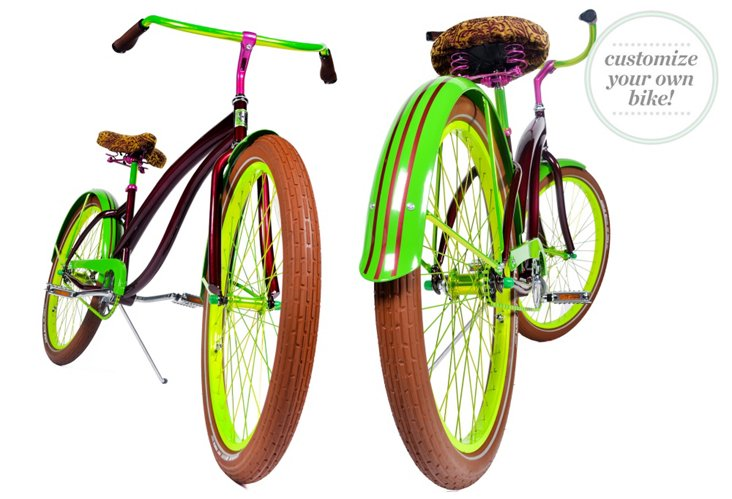 Customize Your Own Bike