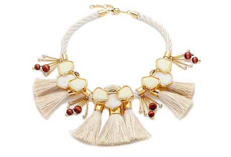 Peking Headress Necklace
