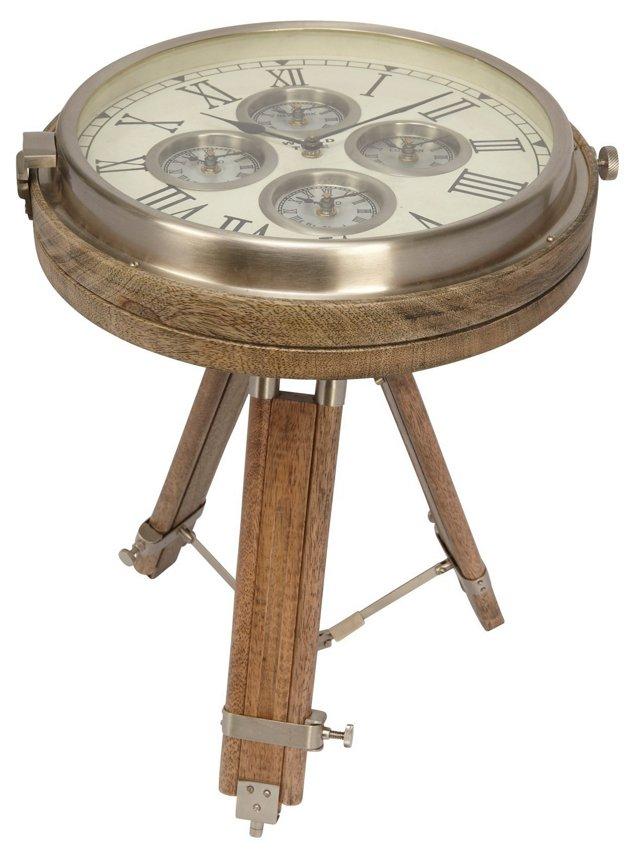 Gen Clock Table