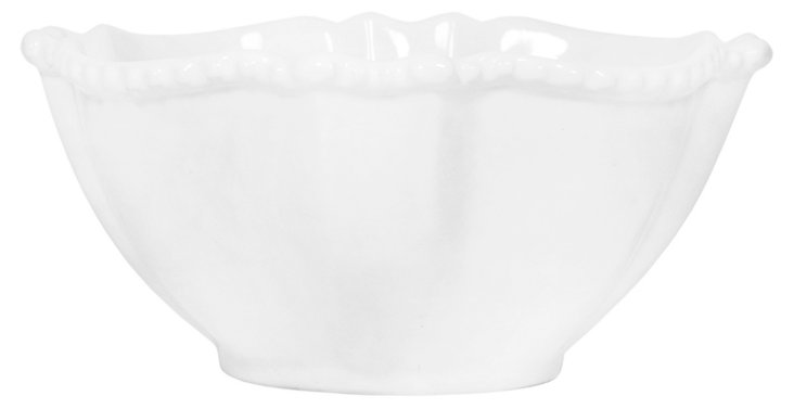 S/6 Beaded Soup Bowls