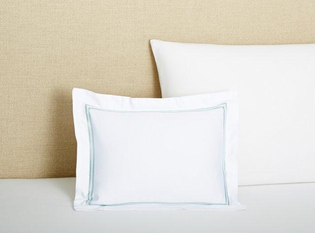 Boudoir Pillow, Green