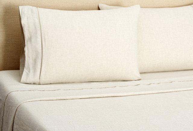 Linen Sheet Set, Natural