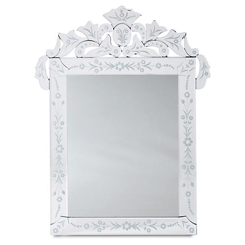 "Olovet 27""x36"" Wall Mirror"