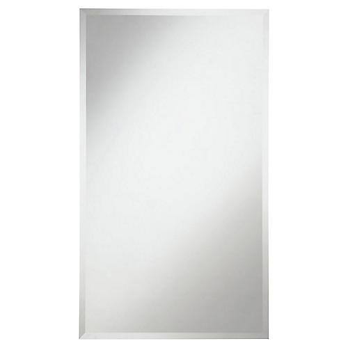 Emerick Wall Mirror, Mirrored