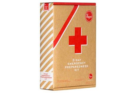 Preppi Go Box Emergency Kit