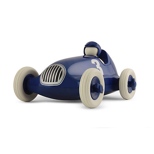Bruno Roadster Toy, Metallic Blue
