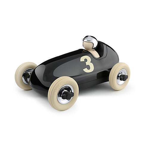 Bruno Roadster Toy, Black/Ivory