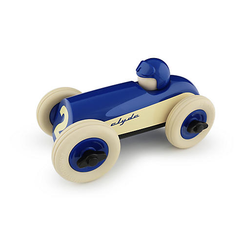 Midi Clyde Racer Toy, Blue