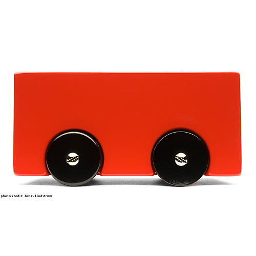 Streambox Toy, Red