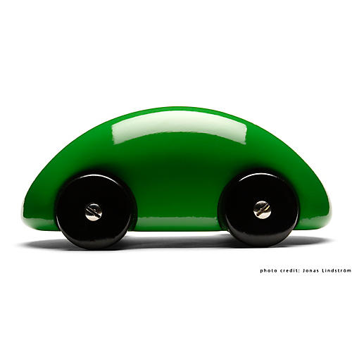 Streamliner Classic, Green
