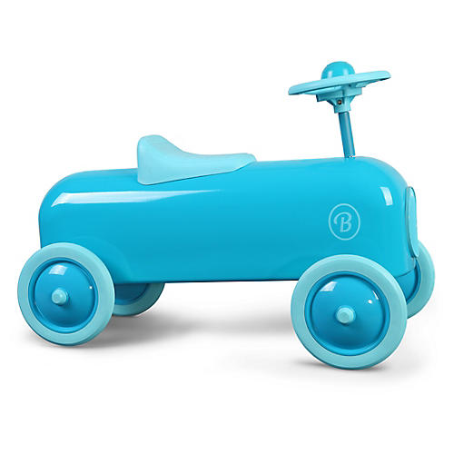 Racer Toy Car, Baby Blue