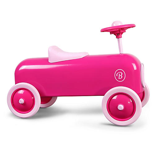 Racer Toy Car, Pink