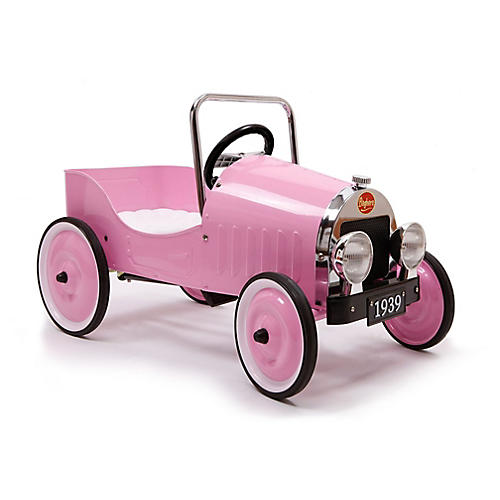 Pedal Toy Car, Pink