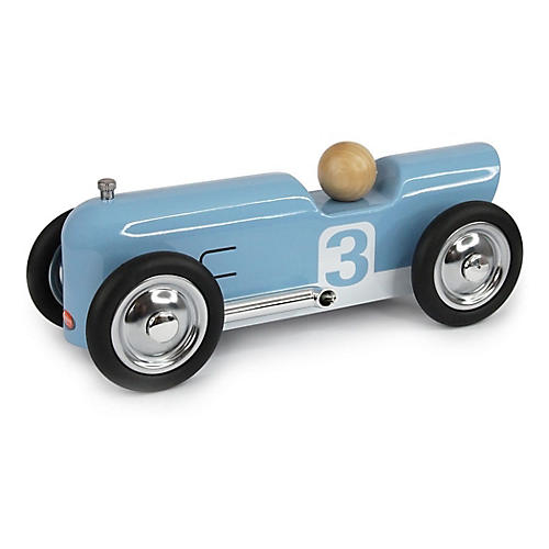 Thunder Toy Car, Blue