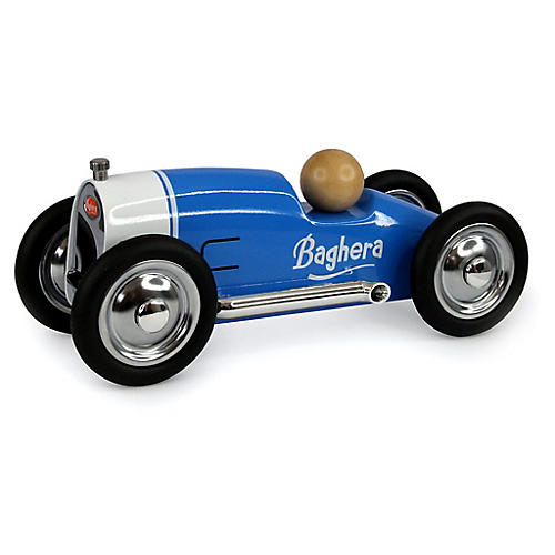 Roadster Toy Car, Blue