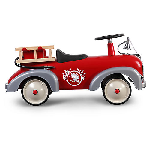 Speedster Toy Car, Red