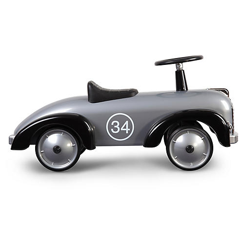 Speedster Toy Car, Silver