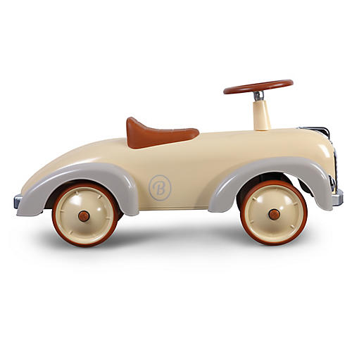 Speedster Toy Car, Gray