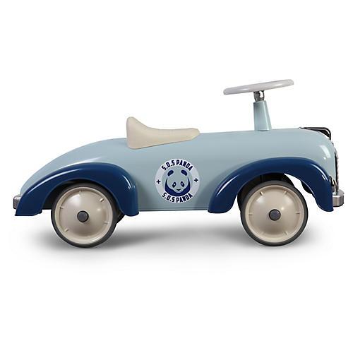 Speedster Toy Car, Light Blue