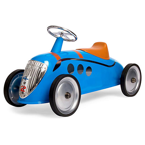 Rider Toy Car, Blue