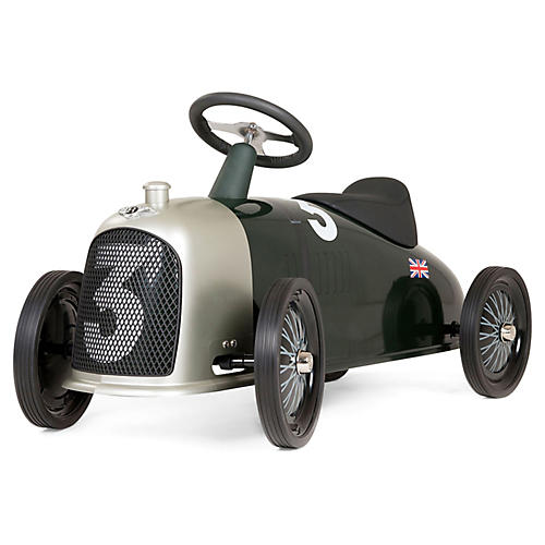 Rider Toy Car, Dark Green