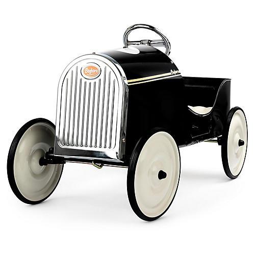 Legend Pedal Toy Car, Black