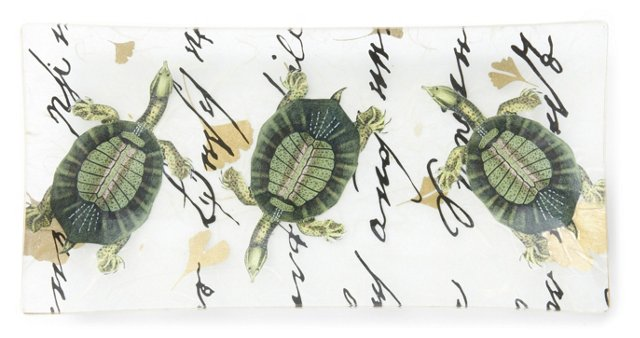 6x12 Turtles Tray