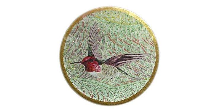 "5"" Hummingbird Coaster"