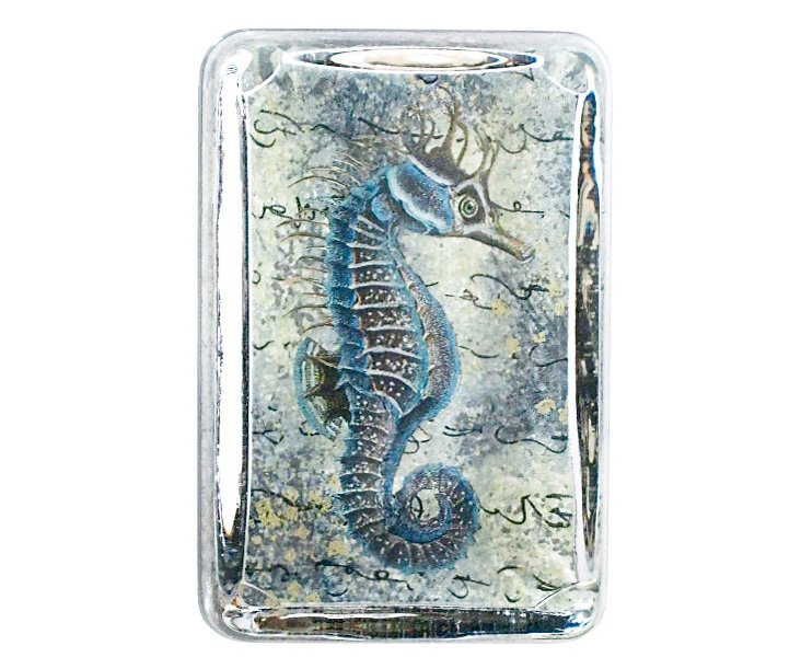 Sea Horse Paperweight