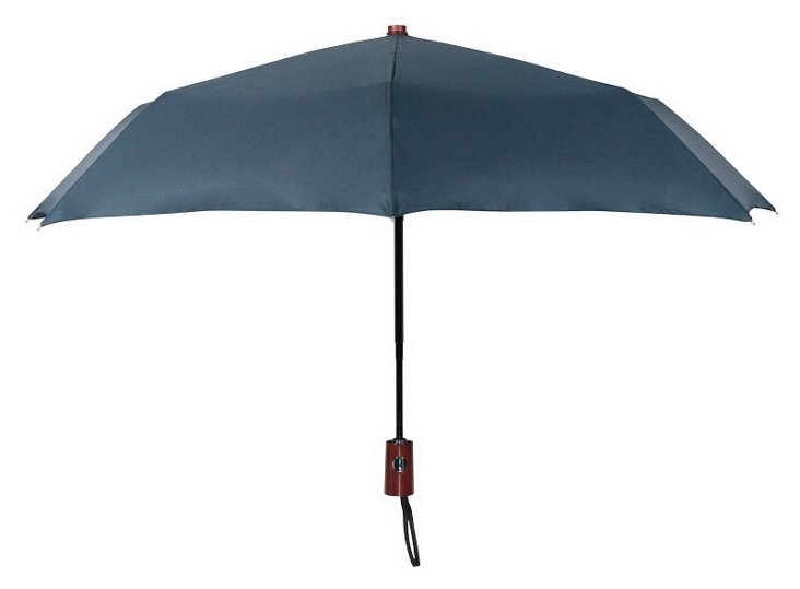 Compact Umbrella, Navy