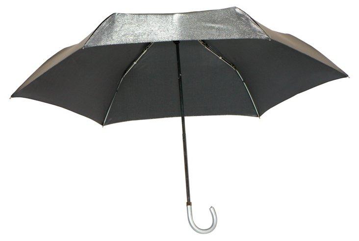 Shimmer Umbrella, Silver