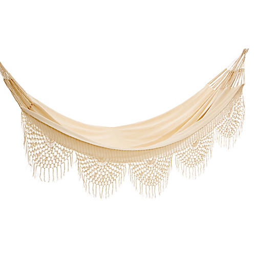 Macondo Hammock, Off-White