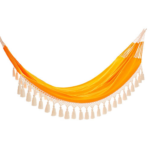 Aguadas Hammock, Yellow/White