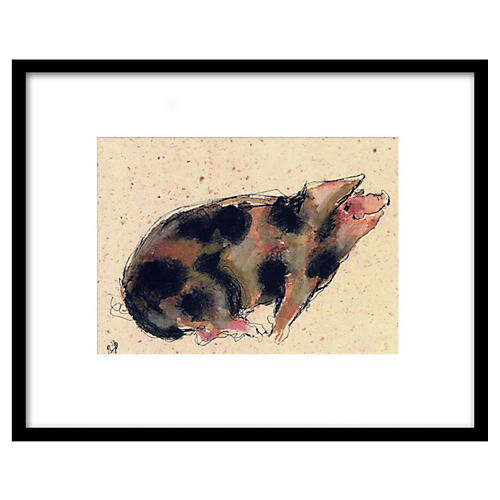 Bella Pieroni, Pig II