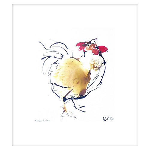 Bella Pieroni, Chicken IV