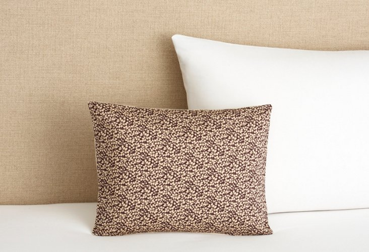 Cute and Stylish Pillow, Espresso