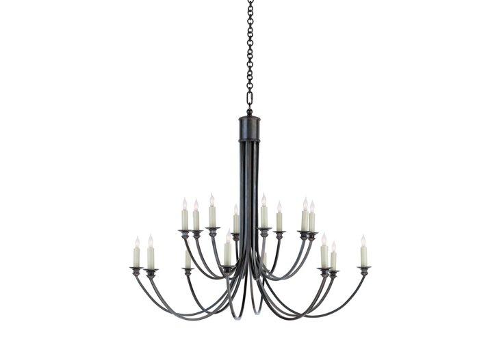 Venetian 16-Light Chandelier