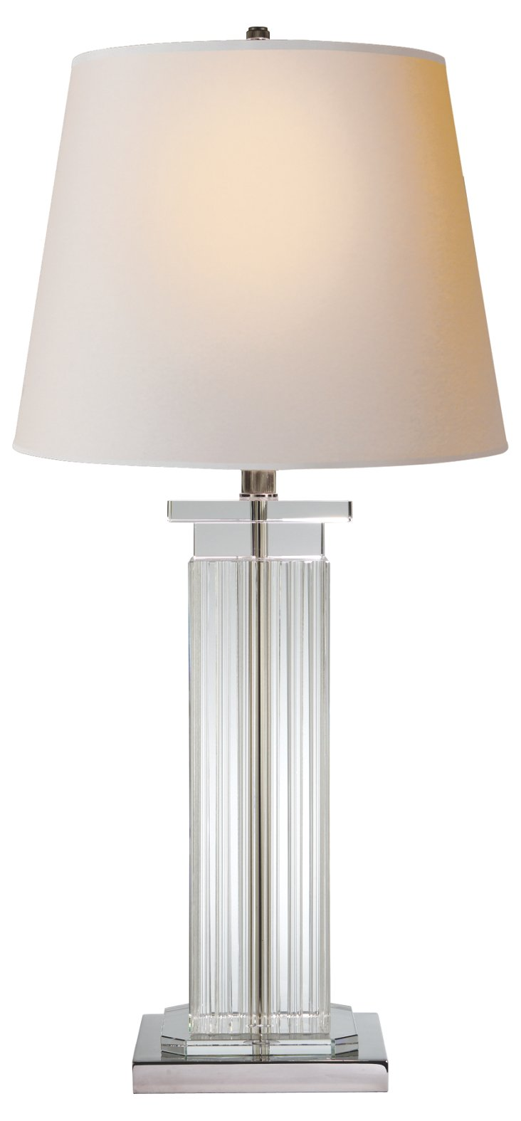 Tivoli Column Table Lamp